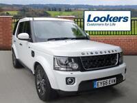 Land Rover Discovery SDV6 GRAPHITE (white) 2016-09-14