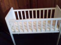 Mothercare Baby Nursery Hyde Crib