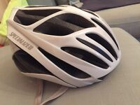 Brand new Specialized ladies jacket and helmet