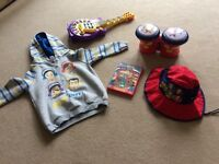 Wiggles toys , DVD and clothing