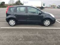 NISSAN NOTE S 1.4 2007