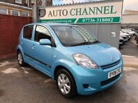 Daihatsu Sirion 1.3 S 5dr£2,345 p/x welcome 1 YEAR FREE WARRANTY. NEW MOT