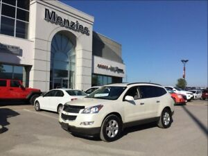 2012 Chevrolet Traverse 1LT, AWD, Hands-Free, Accident Free
