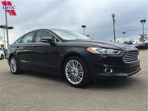 2016 Ford Fusion SE AWD Leather Moonroof Nav 23,100km