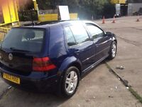 **Volkswagen Golf 2003 1.9 GT TDi, Rare Fully Loaded with Genuine Low Mileage, Hpi Clear