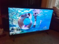 SAMSUNG 49 LED TV (UE49NU7100) UHD 4K/SMART/FREEVIEW HD/WIFI/HDR/1300HZ/QUAD CORE
