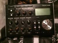 TASCAM DP004 pocket studio (4 track ) multi