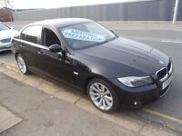BMW 320d se,4 dr saloon,6 speed manual,stunning car in showroom condition,full MOT,only 66,000 miles