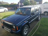 Jeep Cherokee Orvis 2.5td 2000 Starts first time!!!