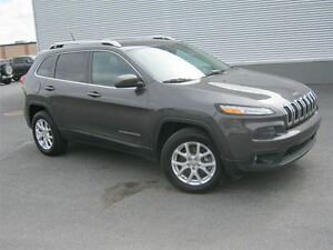2015 Jeep Cherokee North +4X4, Bluetooth+