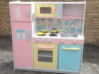 Kids Play Kitchen - excellent condition 2 years old.