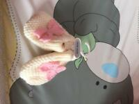 Child's gloves x2