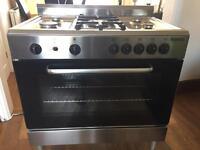 Baumatic gas range cooker in VGC