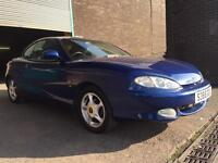 HYUNDAI COUPE SPECIAL AUTOMATIC *52K LOW MILES, FULLSERVICE HISTORY, NEW CAMBELT*