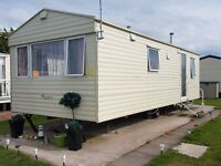 6 Berth Caravan on Robin Hood Camp