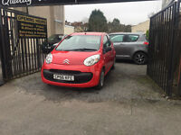Citroen C1 1.0 Petrol Manual 3 Door Hatchback Red 2006 Stunning Car 12 Months MOT