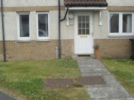 2 Bedroom end ground floor flat Kingseat Dunfermline