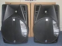 DB Technologies Opera 712 DX Speakers (Pair) [Used Twice]