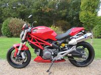 2008 Ducati Monster 696+ TERMIGNONI