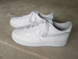 new concept 45a7d e7418 Nike Air Force 1  07 Low Essential Trainers - Size 13