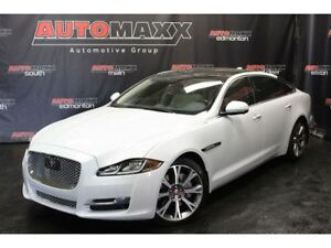 2016 Jaguar XJ XJL Portfolio! AWD! Loaded!!