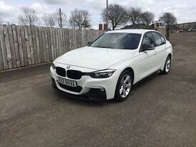 2012 BMW 320d SE in white