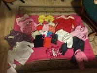 3 - 6 months girls clothes