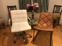 2 x Trendy Chairs