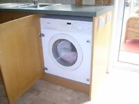 Smeg Integrated Washer dryer