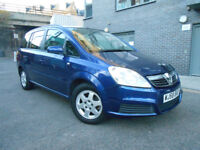 Vauxhall Zafira 1.6 Excellent Condition 7 Seater MPV not Sharan Galaxy Previa Part X Swap Swop Poss