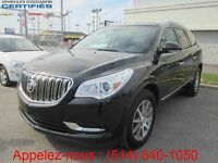 2014 BUICK ENCLAVE CUIR+TOIT+REMOURQE(4500 LBS)