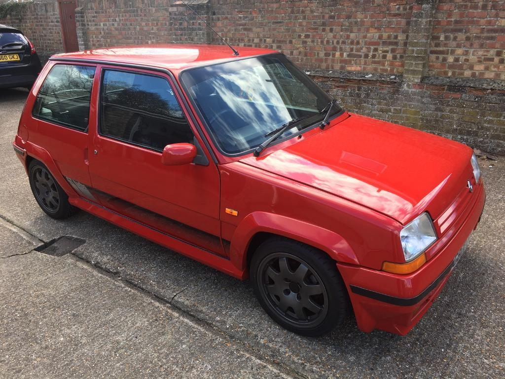 renault 5 gt turbo in eastleigh hampshire gumtree. Black Bedroom Furniture Sets. Home Design Ideas