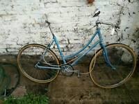 Bike Raleigh vintage