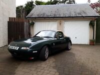 Mazda MX5 V-Spec 1.6 British Racing Green 1993