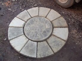 COMPASS PAVING CIRCLE 4FT
