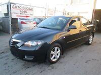 2007 Mazda MAZDA3 GS,90 000 KM,AUTOMATIQUE,TOUTE ÉQUIPÉE,TRES PR