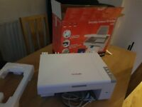 Unused Laser Printer with Box
