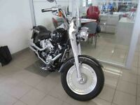 2005 Harley Davidson Softail FLSTFI FAT BOY CUSTOM CRUISER