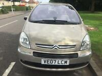 Citroen Picasso exclusive 2.0 16v automatic