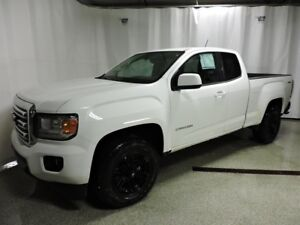 2015 GMC CANYON 4WD EXTENDED CAB SLE AUTO,AIR,4 CYL,BLUETOOTH,4x