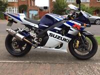 2004 Suzuki GSXR 1000 K4