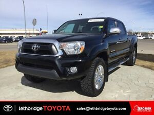 Toyota Certified 2015 Toyota Tacoma Limited Dbl Cab - FULL LOAD!
