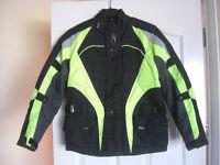 New Richa Storm Motorbike Jacket.