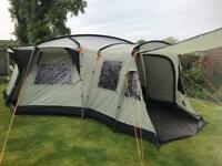 Vango Zambezi 700 DLX 7 Berth Tent & Accessories