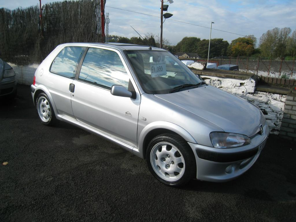 peugeot 106 xr quicksilver in dundee gumtree. Black Bedroom Furniture Sets. Home Design Ideas