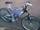 Raleigh Dorado Mountain Bike