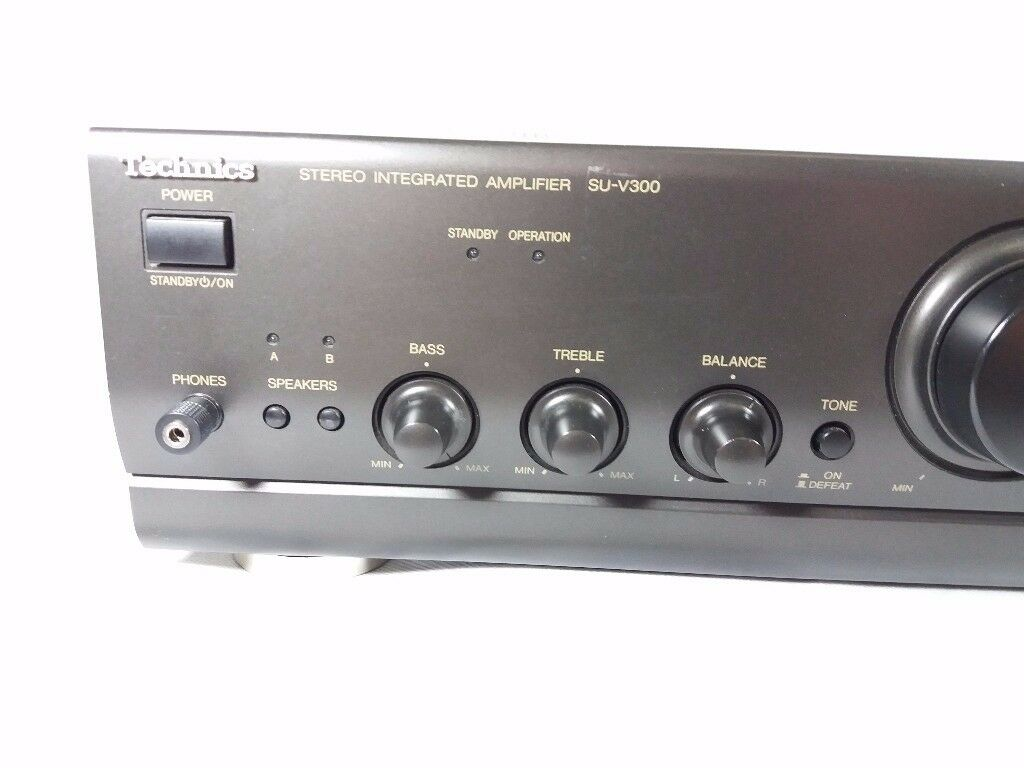 Technics amplifier SOLD