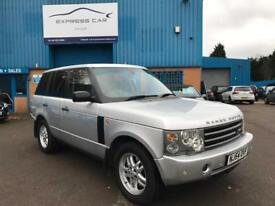 2004/54 LAND ROVER RANGE ROVER 3.0 TD6 HSE AUTOMATIC 4x4 # 11 MONTHS MOT # HPI CLEAR