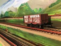 Bachmann WEST WALES 🏴 LLanelli OOgauge model railway wagon