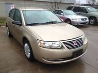 2006 Saturn Ion MANAGER SPECIAL